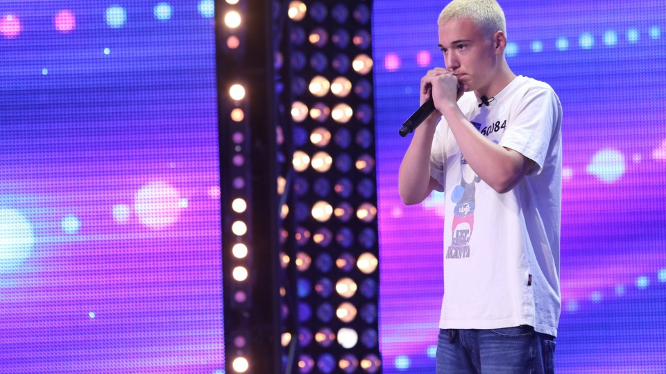ČSMT2015 – Eminem Lukáš Borák