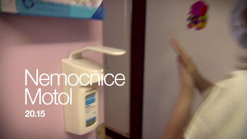 Nemocnice Motol (8) - upoutávka