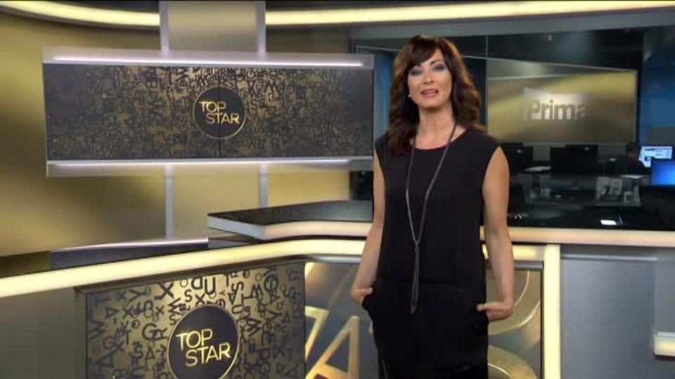 TOP STAR 3.10.2016 - Kristián Kodet bude dědeček