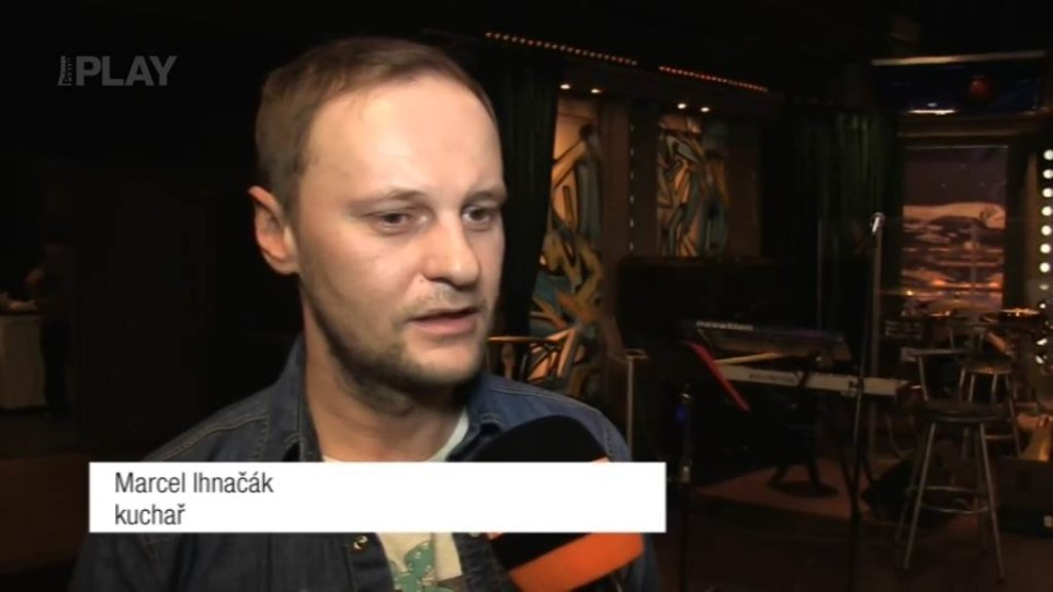 Marcel Ihnačák - rozhovor