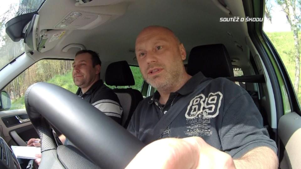 Soutěž o Škoda Yeti 9. kolo