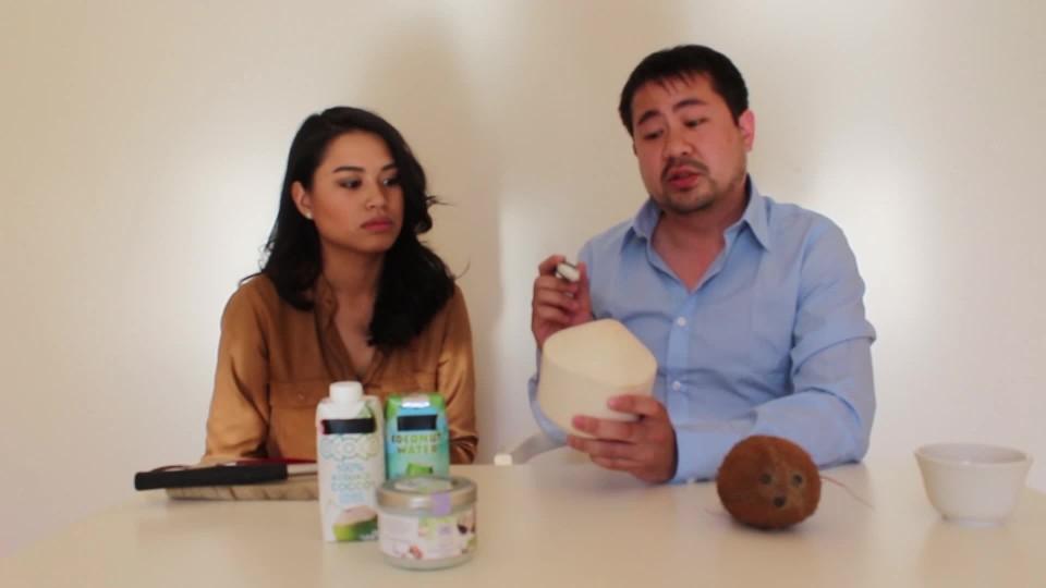 Liův videoblog : Kokosy