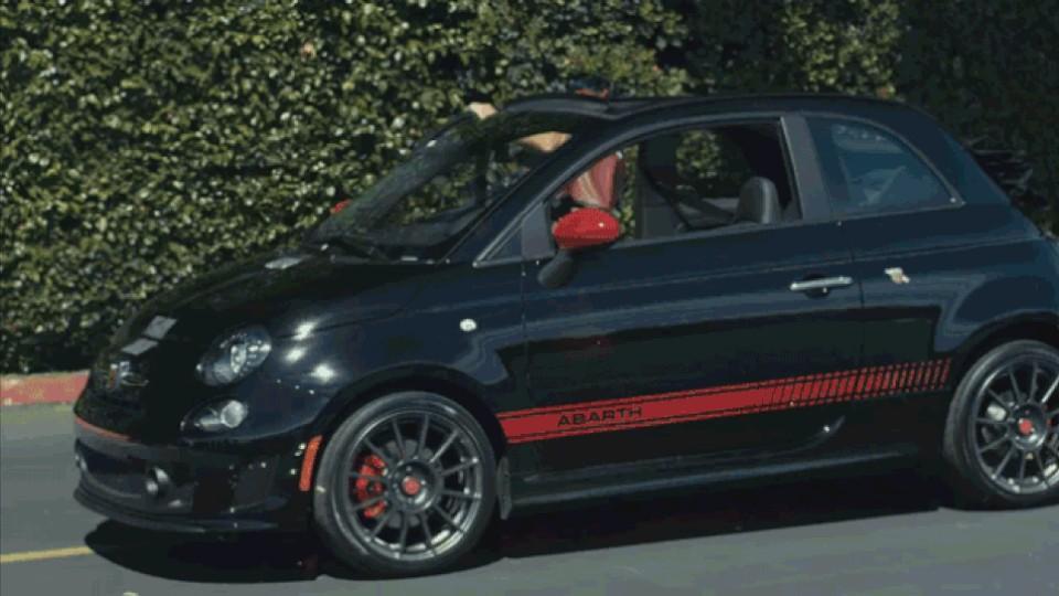 Parkour Fiat