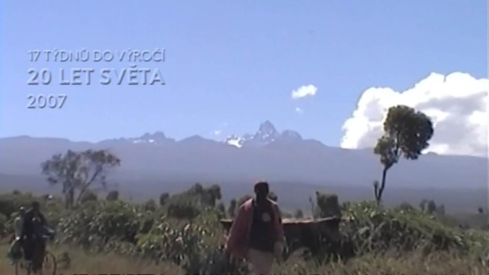 Nejlepší reportáže Prima ZOOM SVĚT - Nevidomý horolezec