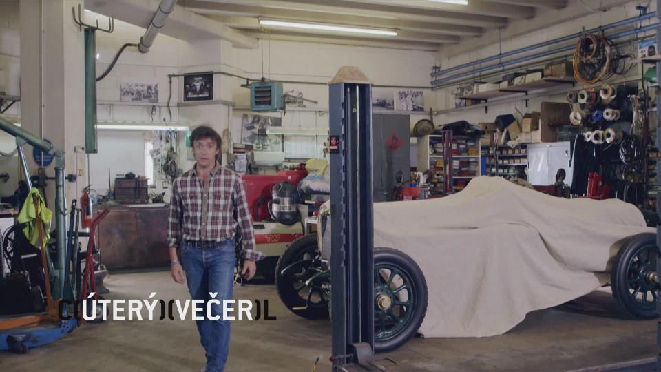Top Gear speciál: Když se nedaří (1) - upoutávka