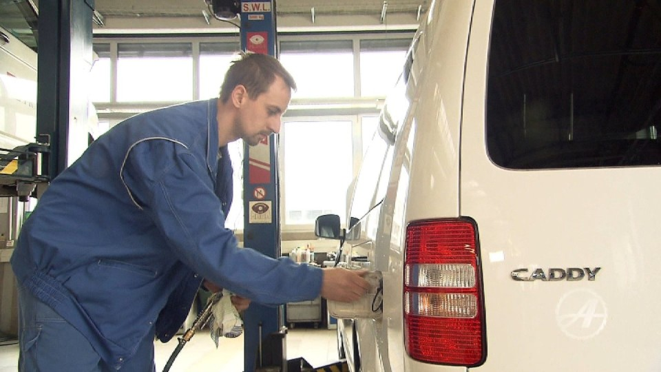 Provoz a servis CNG vozidel