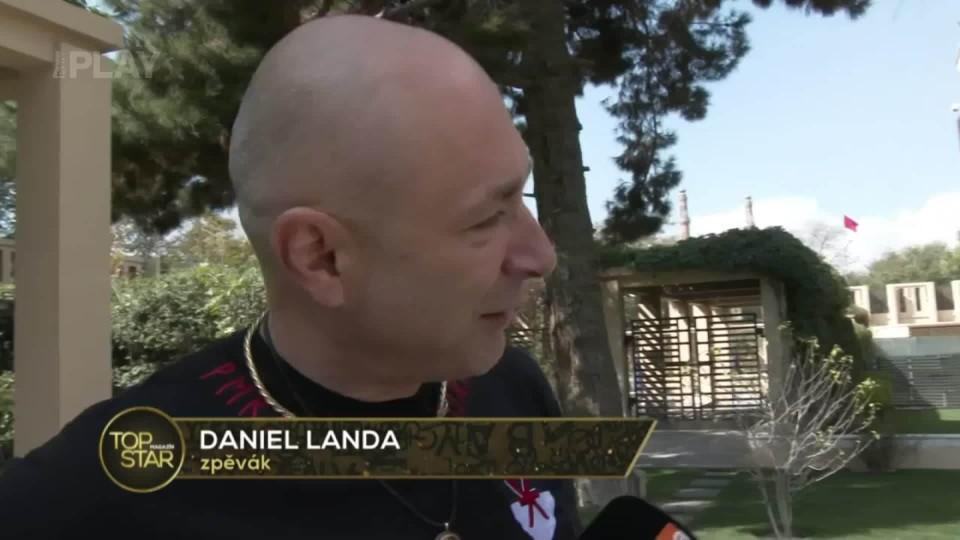 TOP STAR magazín 2015 (45) - Danile Landa - Afganistán