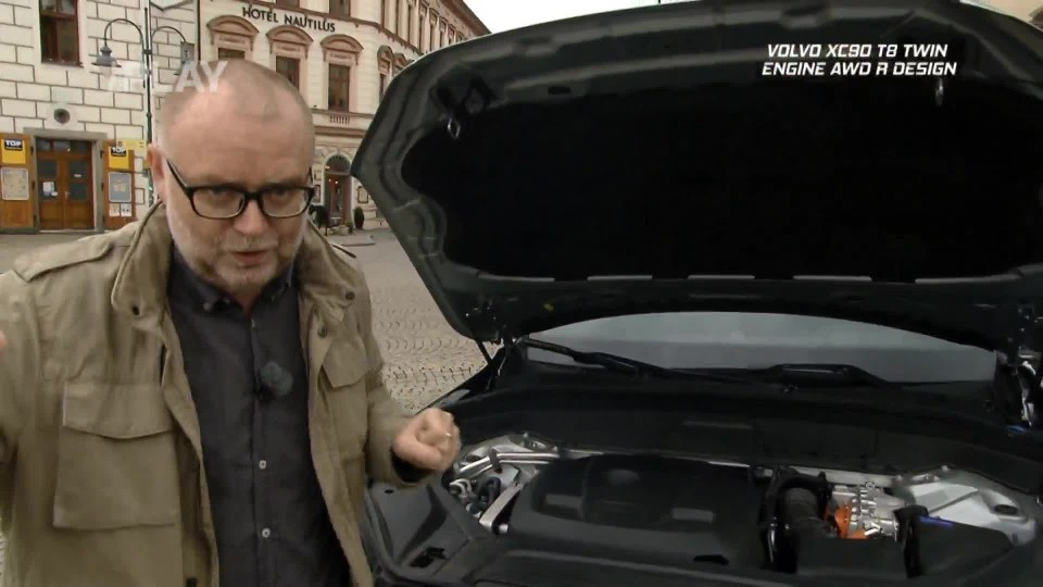 Volvo XC90 T8 Twin Engine AWD R Design