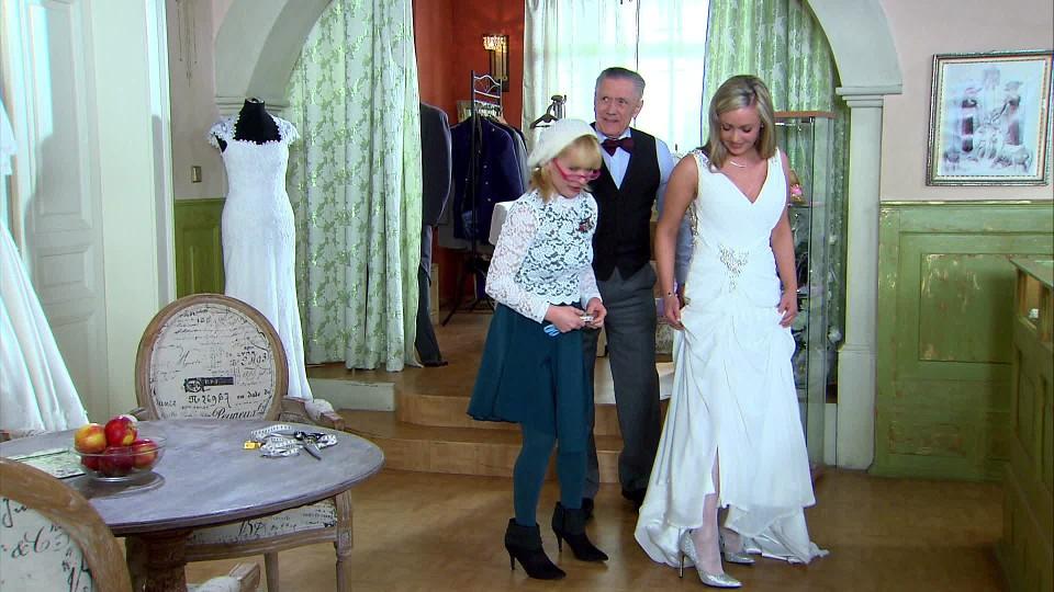 Svatby v Benátkách (61) - Stará láska nerezaví