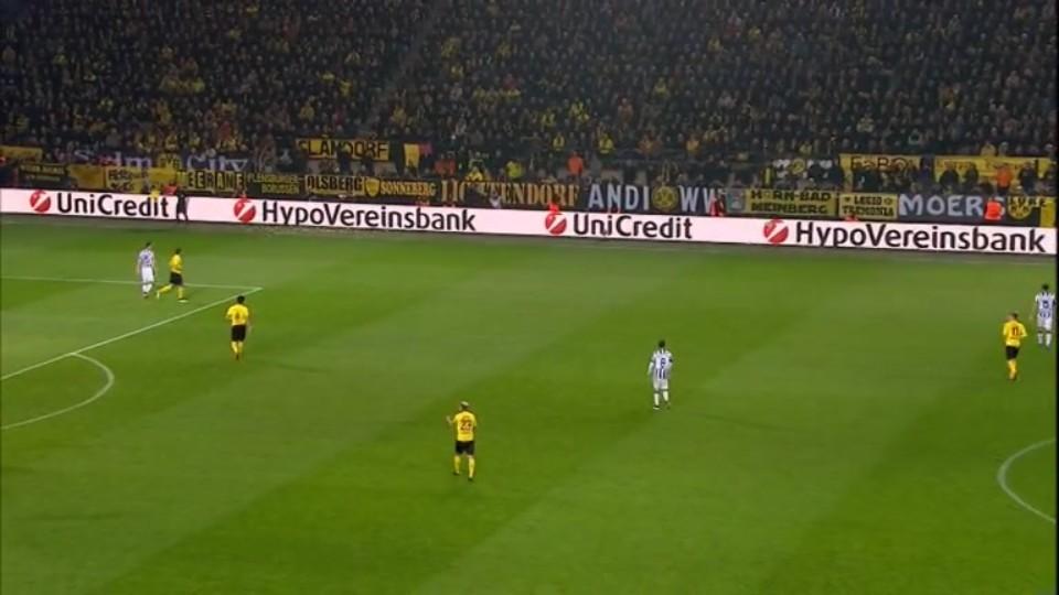 Sestřih zápasu - Dortmund v Juventus (18.3.2015)