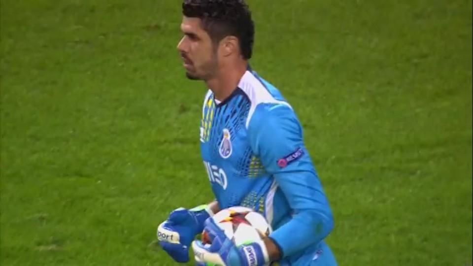 Sestřih zápasu - FC Porto vs BATE Borisov (17.9.2014)
