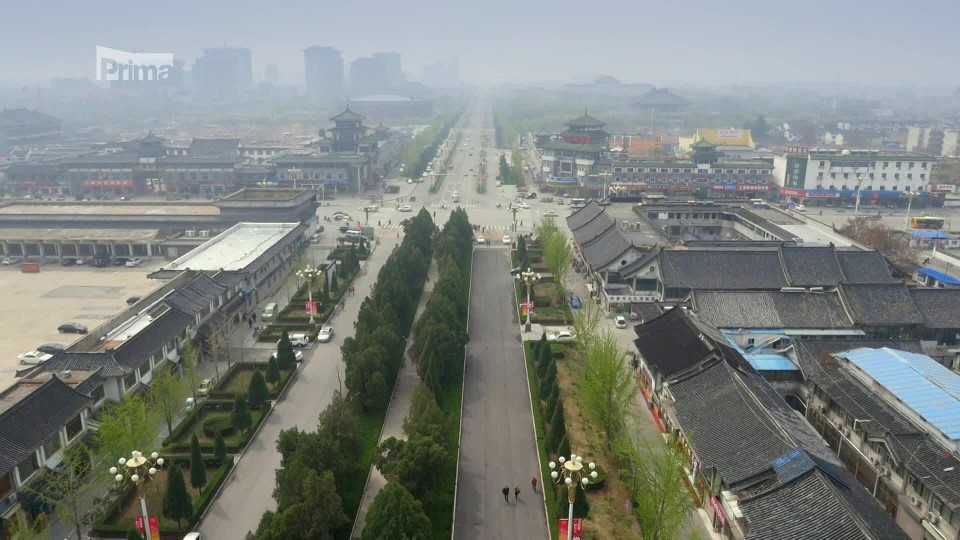 Konfucius - učení staré Číny