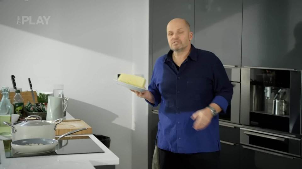 Teď vaří šéf II (7) - Sýry