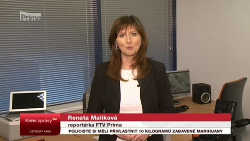 Krimi zprávy 5.10.2016