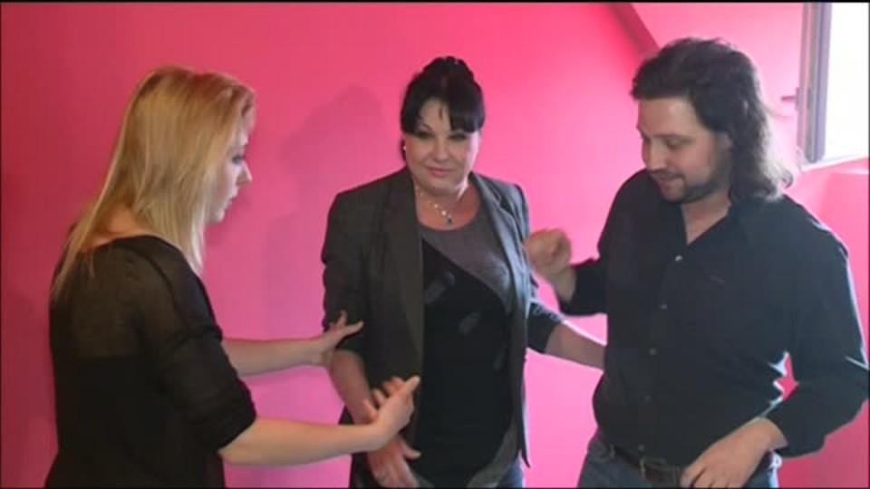 TOP STAR 8.3.2016 - Felix Slováček - dcera