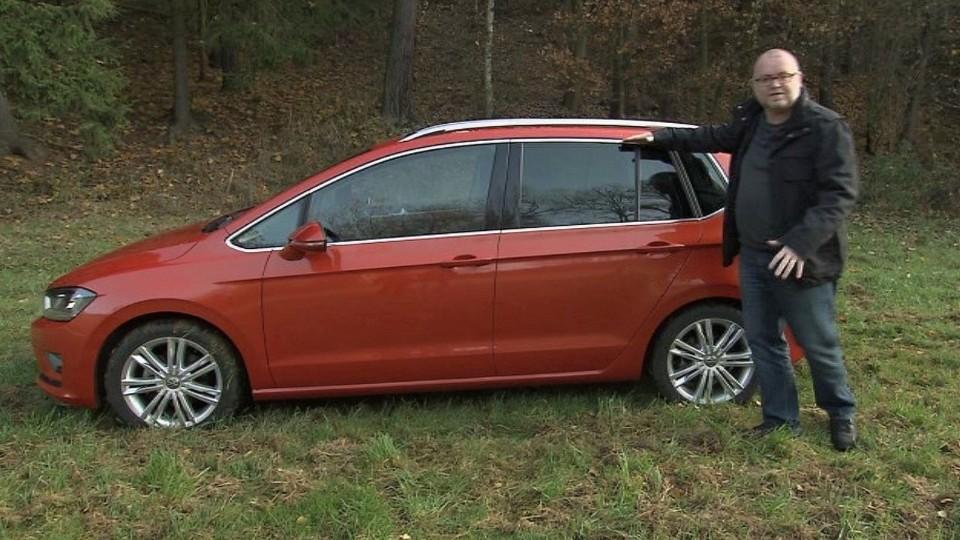Volkswagen Golf Sportsvan 2,0 TDI BMT Highline