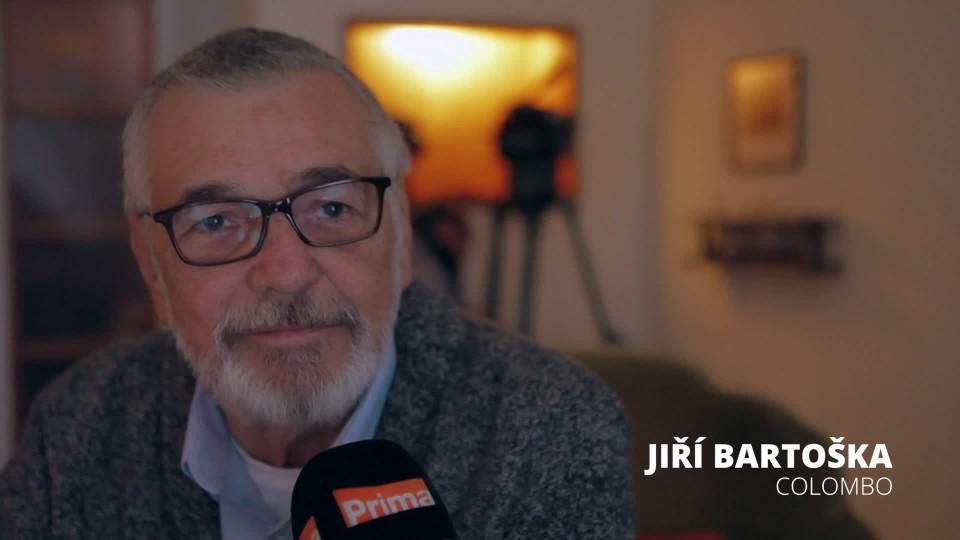 Jiří Bartoška představuje Colomba