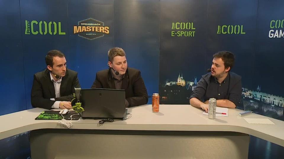 DH Masters: ČT - EnVyUs vs Dignitas