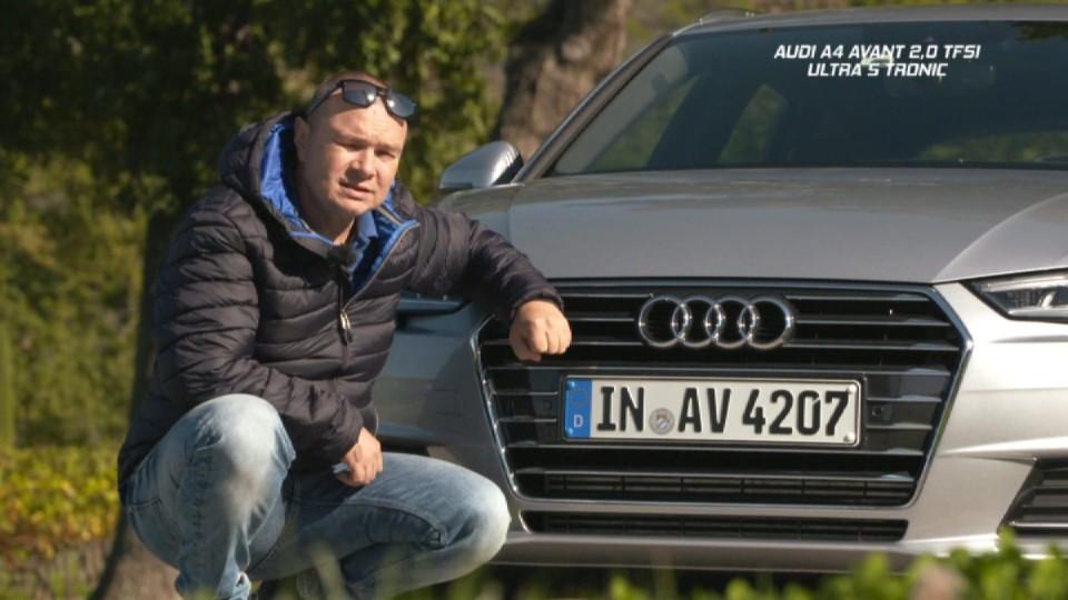 Audi A4 Avant 2,0 TFSI Ultra S Tronic