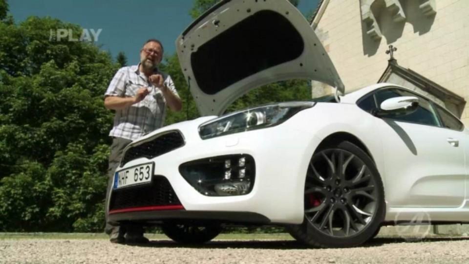 Rallye Německo - úvod