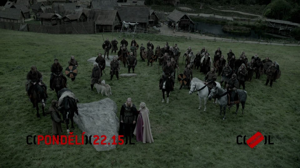 Vikingové II (5) - upoutávka