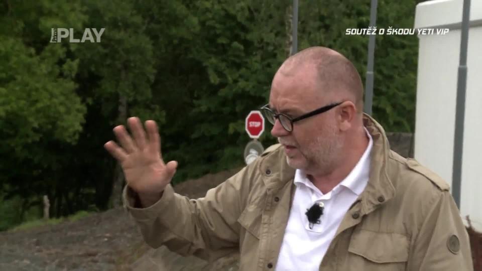 Soutěž o Škoda Yeti VIP