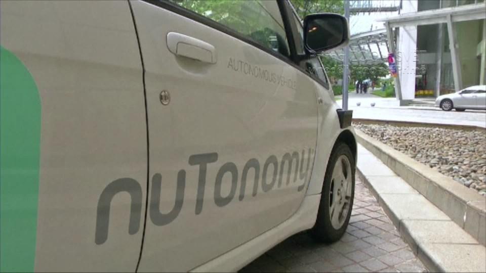 SVĚT: Zkoušky taxi bez taxikáře
