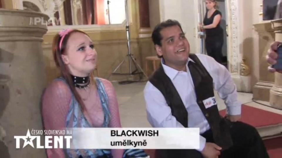 ČSMT IV (2) - Blackwish rozhovor