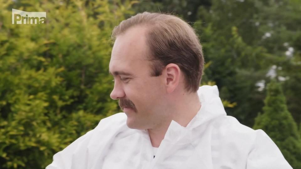 Kpt. Ludvík Zvěřina, kriminalistický technik