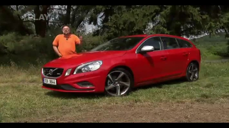 Volvo V60 D3 R-Design AT