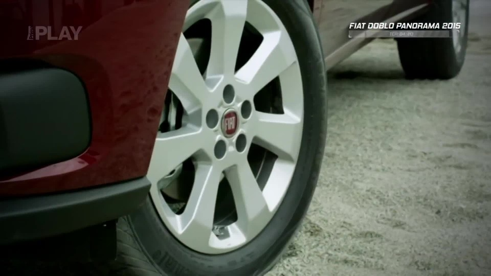 Fiat Doblo Panorama 2015