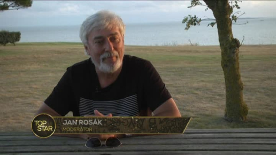 TOP STAR 17.8.2016 - Pevnost Boyard - Jan Rosák