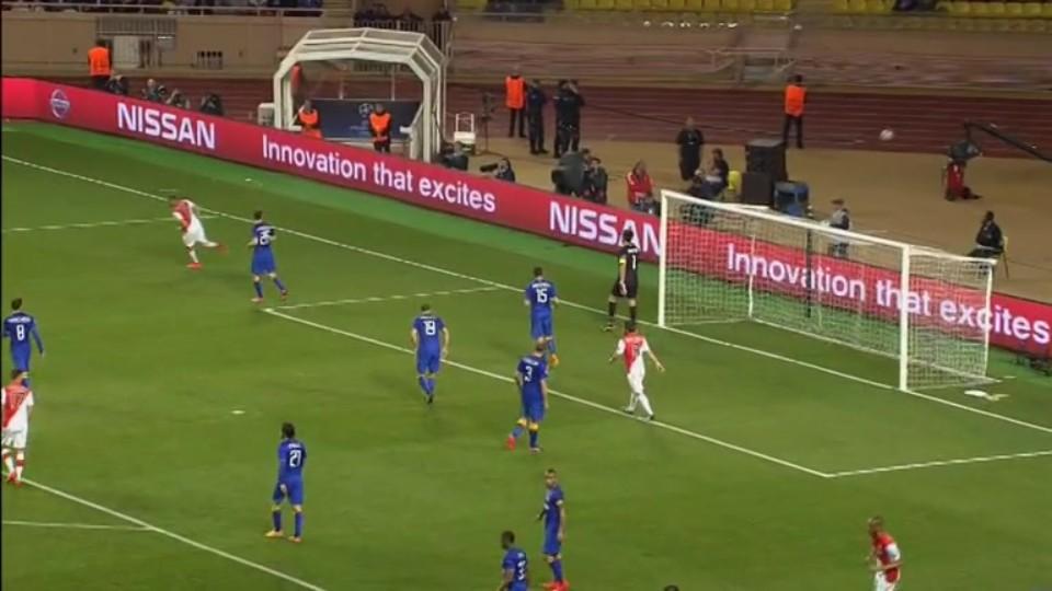 Sestřih zápasu - Monaco v Juventus (22.4.2015)