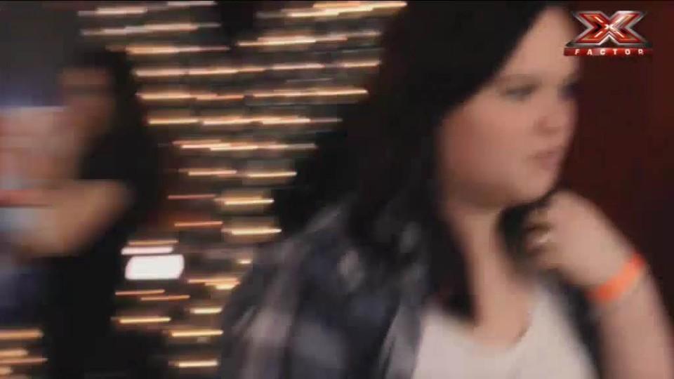 X Factor - Sara