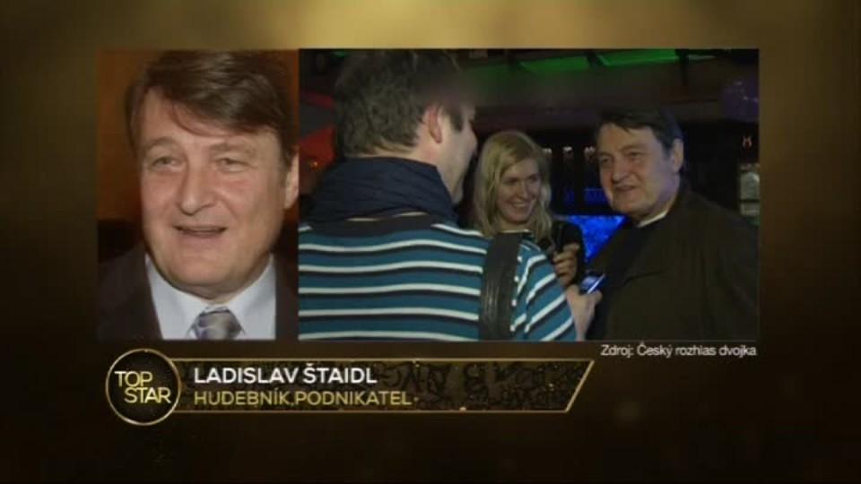 TOP STAR 21.3.2016 - Ladislav Štaidl o Ivetě Bartošové