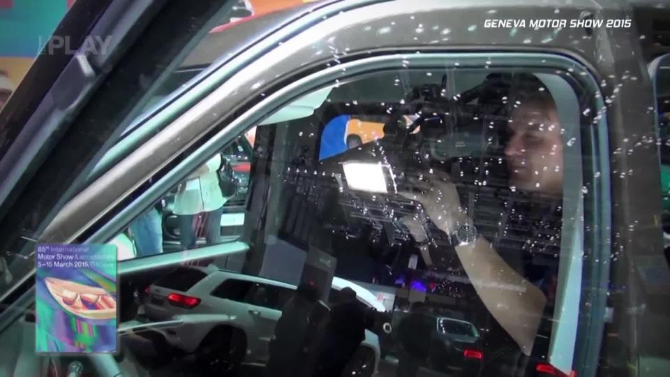 Ženeva - Lexus