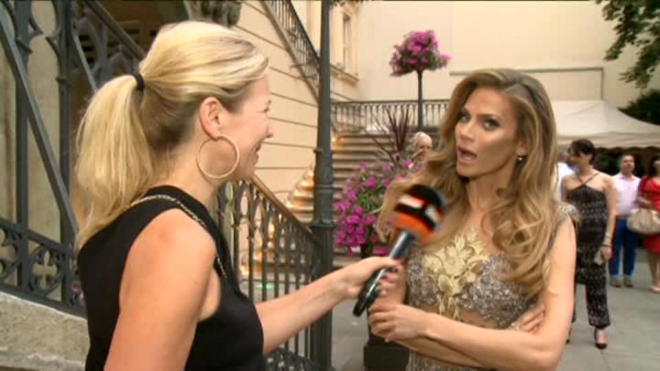 TOP STAR 10.6.2016 - Andrea Verešová narozeniny