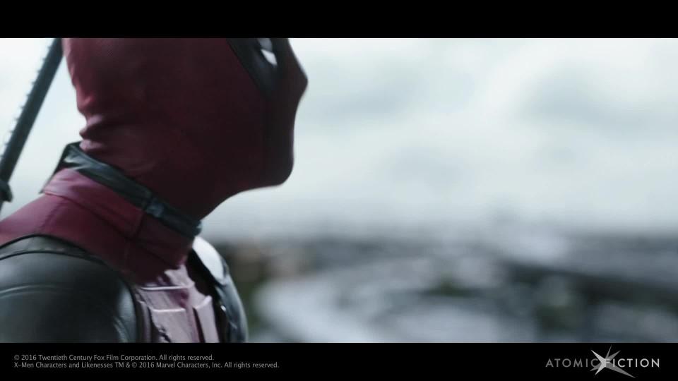 Deadpool - Vizuální efekty