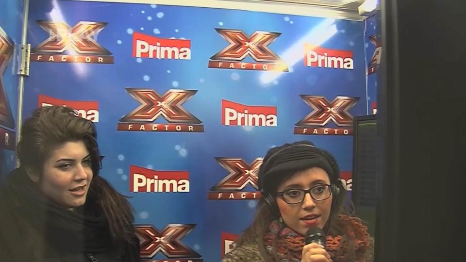 Adele v X Roomu
