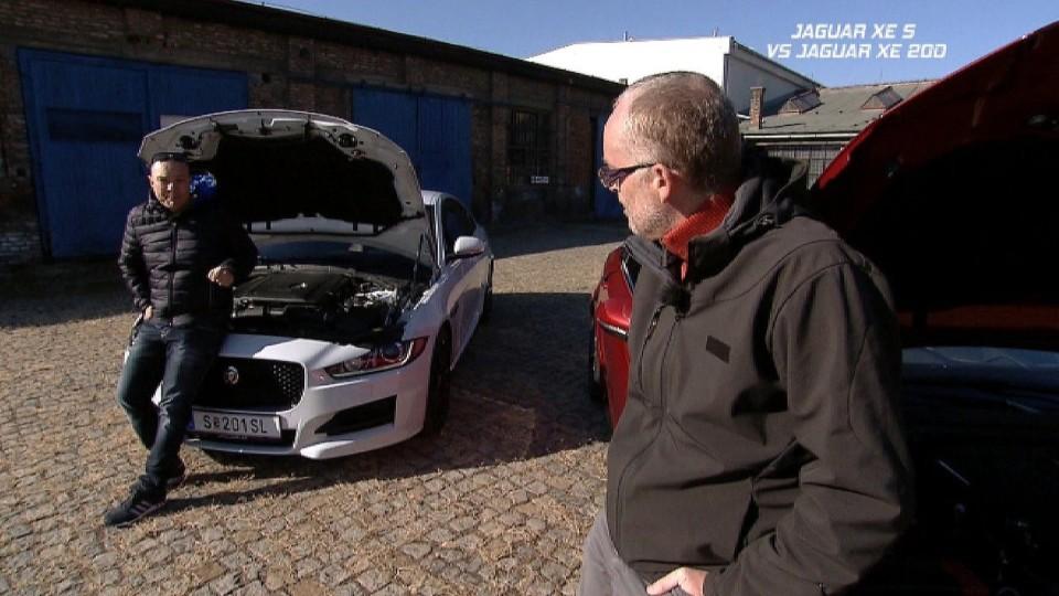 Jaguar XE S vs Jaguar XE 20d AT R-Sport