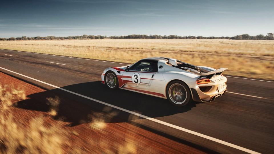 Porsche 918 Spyder Australia 1