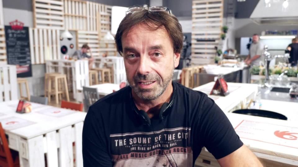 Režisér - Libor Kodad - O natáčení