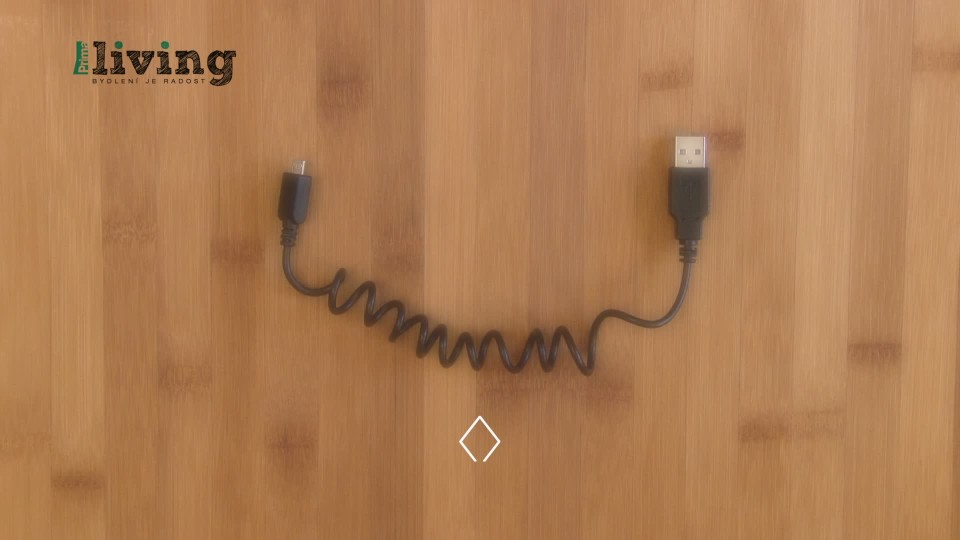 Jak skoncovat se zamotanými USB kabely