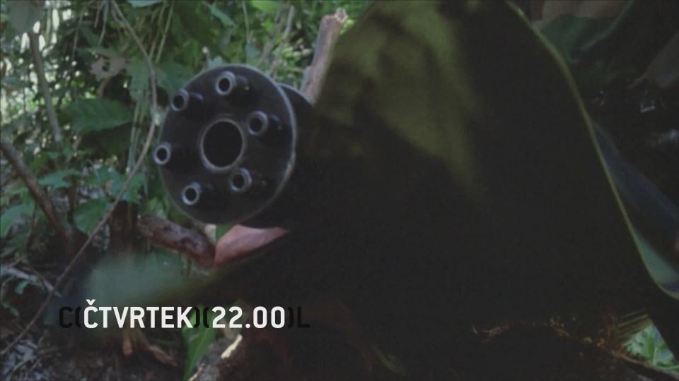Predátor - upoutávka
