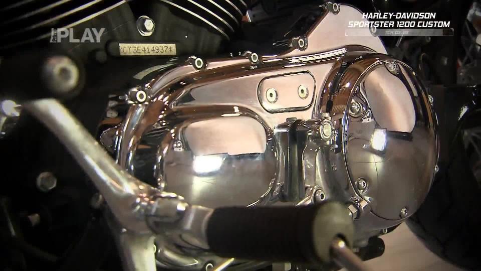 Harley-Davidson Sportster 1200 Custom