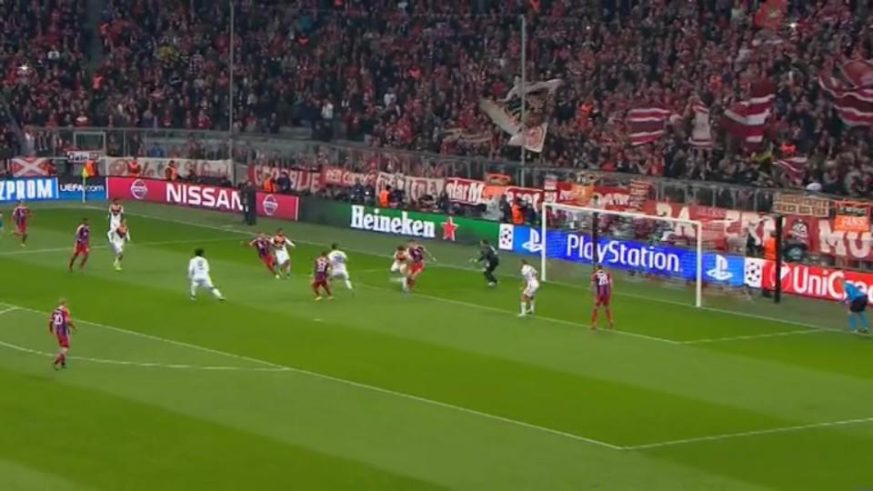 Gól - Ribery 49 (11.3.2015)