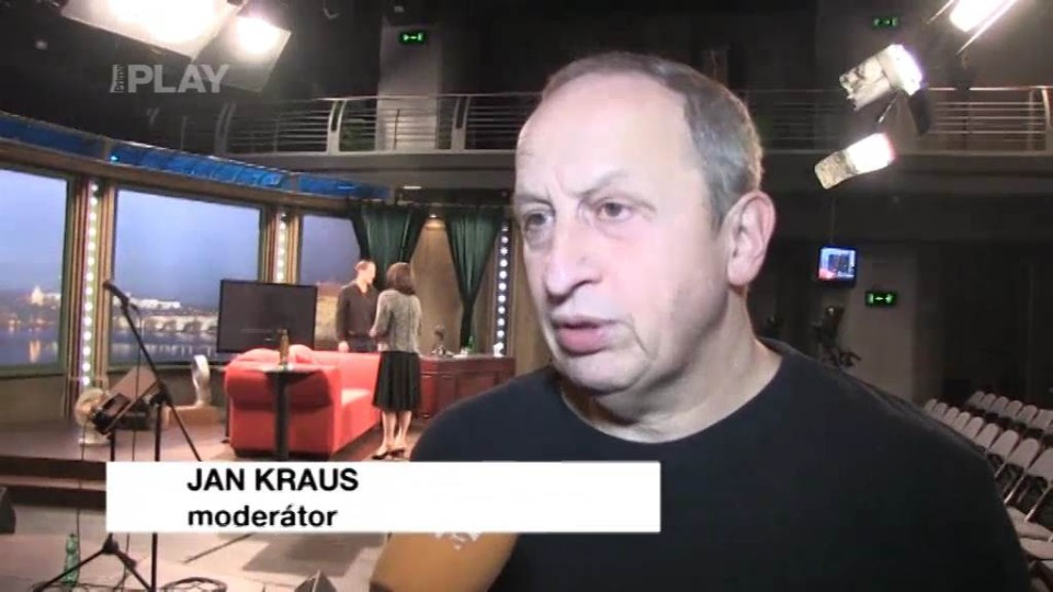 Jan Kraus k politické situaci 1.11.2013