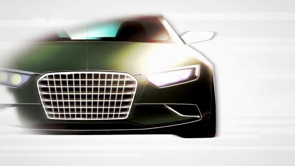 Audi A8 L 4,2 TDI quattro 1/4