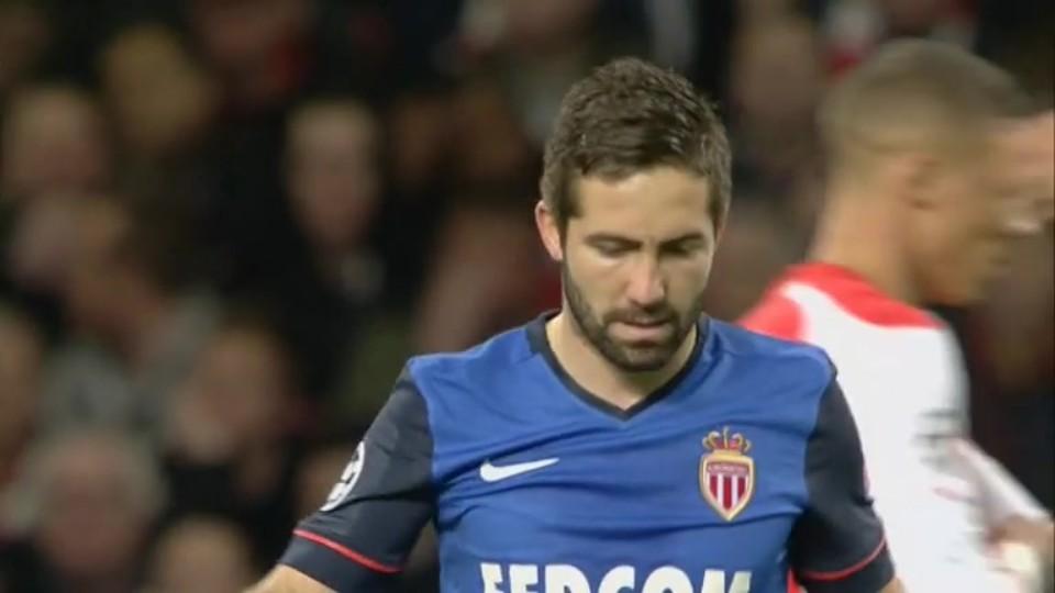 Sestřih zápasu - Arsenal v Monaco (25.02.2015)