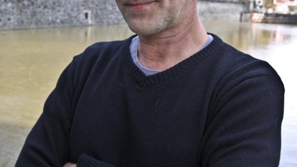 Herec Tomáš Hanák vytvořil z nádraží restauraci